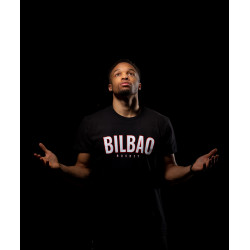 Bilbao Basket Black T-shirt